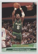 1992-93 Fleer Ultra #106 Moses Malone Milwaukee Bucks Basketball Card