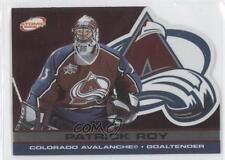 2001-02 Pacific Atomic Samples #N/A Patrick Roy Colorado Avalanche Hockey Card