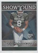 2002 Press Pass Showbound #SB4 TJ Duckett Michigan State Spartans T.J. Card