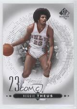 2014-15 SP Authentic #42 Reggie Theus UNLV Runnin' Rebels Basketball Card