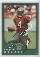 2002 Topps #318 Marquise Walker Tampa Bay Buccaneers RC Rookie Football Card