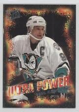 1996-97 Fleer Ultra Power #8 Paul Kariya Anaheim Ducks (Mighty of Anaheim) Card