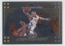 2007-08 Topps Chrome #15 Carmelo Anthony Denver Nuggets Basketball Card