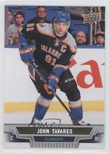 2013-14 Upper Deck New York Islanders #NYI-5 John Tavares Hockey Card