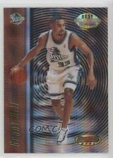 1997-98 Bowman's Best Techniques Atomic Refractor #T3 Grant Hill Detroit Pistons