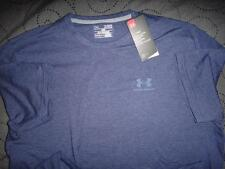 UNDER ARMOUR CHARGED COTTON LOOSE CREW NECK  SHIRT 2XL XL L MEN NWT $$$$