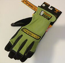 IRONCLAD WOMENS GARDENING GLOVES. WASHABLE LEATHER. RRP$32.99