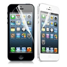 2x 3x 4x 5x LCD Clear Screen Film Protector Guard For iPhone 4 Lot