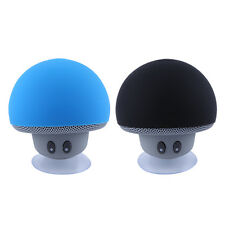 Mini Bluetooth Speaker Wireless Portable Handsfree Suction Cup Stereo Subwoofer