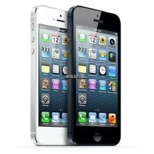 Apple iPhone 5 16GB 8.0MP GSM Unlocked Smartphone AT&T T-Mobile Black/White MY8L