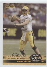 2010 Razor US Army All-American Bowl #120 Jevan Snead U.S. Rookie Football Card
