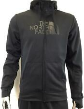 North Face Men's Full Zip TNF Black Surgent Hoodie size S M