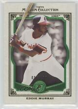 2013 Topps Museum Collection Green #83 Eddie Murray Baltimore Orioles Card