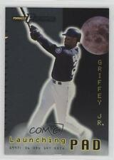 1998 Pinnacle Performers Launching Pad #2 Ken Griffey Jr Seattle Mariners Jr.