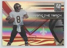 2007 Donruss Elite Passing the Torch Red #PT-7 Archie Manning New Orleans Saints