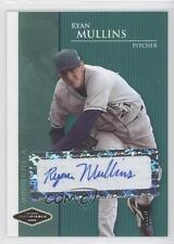 2006 Just Minors Justifiable Autographs Autographed JF-29 Ryan Mullins Auto Card