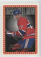 1995-96 Topps #21 Pierre Turgeon Montreal Canadiens Hockey Card