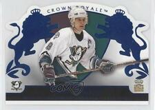 2002 Pacific Crown Royale Blue #2 Paul Kariya Anaheim Ducks (Mighty of Anaheim)