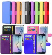 Samsung Phone Case Cover Leather Wallet Mobile Magnetic Flip Mobile Pu Book