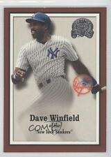 2000 Fleer Greats of the Game #12 Dave Winfield New York Yankees Baseball Card