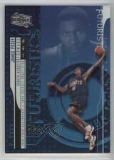 1999-00 Upper Deck Ionix #77 James Posey Denver Nuggets Rookie Basketball Card