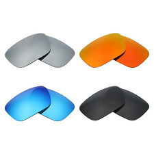 MRY POLARIZED Replacement Lenses for-Oakley Jury Sunglasses - Option Colors