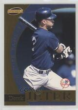 1999 Pacific Invincible Flash Point #12 Derek Jeter New York Yankees Card