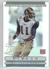 2009 Topps Platinum Rookie Variations #162 Brandon Gibson St. Louis Rams Card
