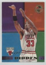 1994-95 Topps Stadium Club Members Only Box Set Base #13 Scottie Pippen Card