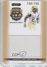 2010 Razor US Army All-American Bowl Jersey Swatch #JS-MJ2 Malcolm Jones U.S.