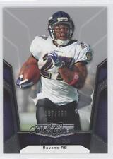 2010 Topps Unrivaled Silver #98 Ray Rice Baltimore Ravens Football Card
