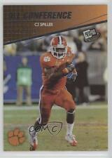 2010 Press Pass Reflectors #84 CJ Spiller Clemson Tigers C.J. Football Card