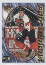 1997-98 Pacific Invincible NHL Regime #219 Eric Lindros Philadelphia Flyers Card