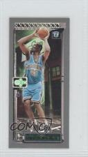 2003 Topps Rookie Matrix Mini Back #28 Jamaal Magloire New Orleans Hornets Card