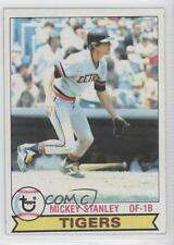 1979 Topps #692 Mickey Stanley Detroit Tigers Baseball Card