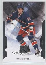 2011-12 Upper Deck Artifacts #22 Brian Boyle New York Rangers Hockey Card