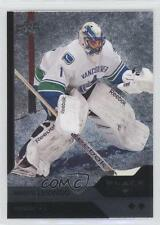 2013 Upper Deck Black Diamond #110 Roberto Luongo Vancouver Canucks Hockey Card