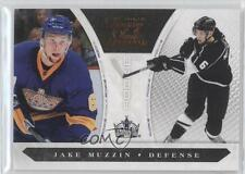 2010 Panini Luxury Suite #194 Rookies Group 4 Jake Muzzin Los Angeles Kings Card