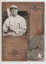 2004 Donruss Classics Legendary Pants #LP-34 Jimmie Foxx Philadelphia Athletics