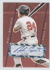 2007 Just Minors Justifiable Autographs Autographed JF-29 Michael Moustakas Auto