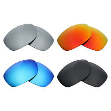 MRY POLARIZED Replacement Lenses for-Oakley Sideways Sunglasses - Option Colors
