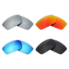 MRY POLARIZED Replacement Lenses for-Oakley Square Wire New 2006 - Option Colors