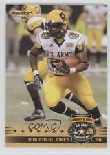2010 Razor US Army All-American Bowl #48 Malcolm Jones U.S. Rookie Football Card
