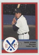 1989 ProCards Eastern League All-Stars and Leaders #EL-4 Travis Fryman Card