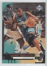 1998-99 Upper Deck #171 Shareef Abdur-Rahim Vancouver Grizzlies Basketball Card