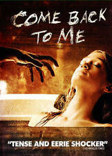 Come Back to Me (DVD, 2015)