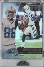 2002 eTopps #48 Marvin Harrison Indianapolis Colts Football Card