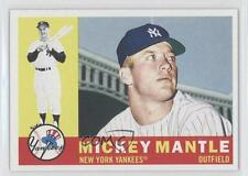2010 Topps 1960 Design National Convention Base #573 Mickey Mantle Baseball Card