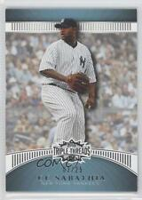 2010 Topps Triple Threads Sapphire 50 CC Sabathia New York Yankees Baseball Card