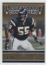 2011 Playoff Contenders Legendary #24 Junior Seau San Diego Chargers Card